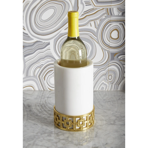 Jonathan Adler Nixon Wine Bottle Cooler