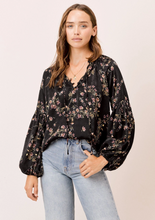 Load image into Gallery viewer, Lovestitch Ruffled Neck Blouse