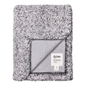 Dylan Frosty Tipped Blanket
