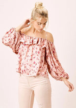 Load image into Gallery viewer, Lovestitch Cold Shoulder Top