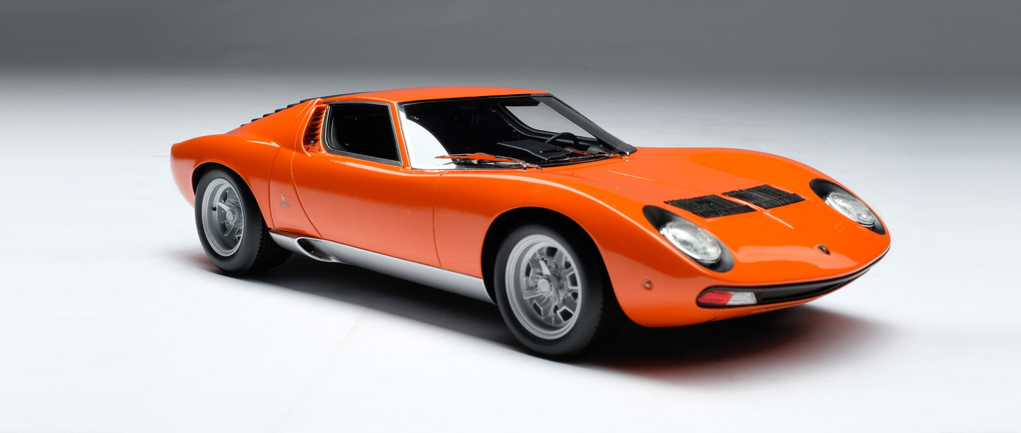 Lamborghini Miura P400 Sv Road Track By Amalgam Collection Ltd