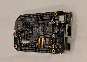Beaglebone Board Black with Upgraded Image