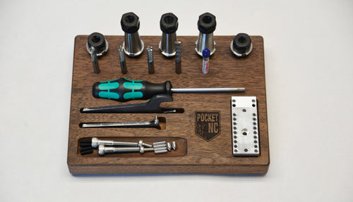 Limited Edition Pocket NC V2-10 Accessory Tray by Geek Made Designs