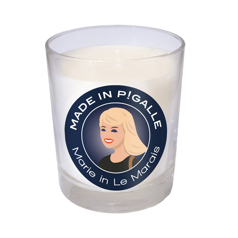 Marie No. 3 Scented Candle