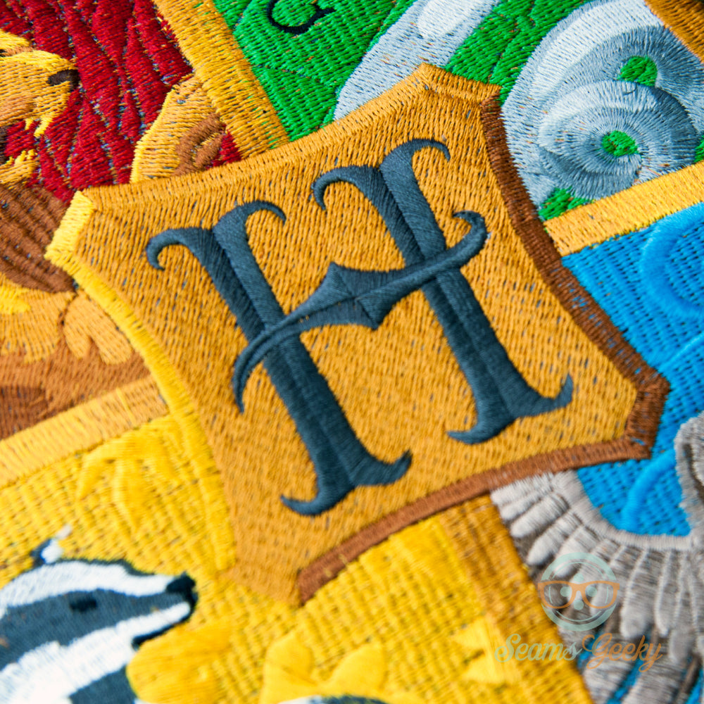 Harry Potter Bath Mat Or Rug Hogwarts House Crest
