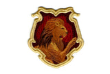 Harry Potter Patch - Gryffindor House Crest - Embroidered Iron-on Patch or Applique