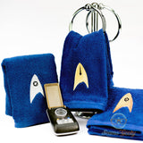 Star Trek Hand Towel - Discovery Engineering Officer - Embroidered Towel