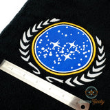 Star Trek Bath Set - United Federation of Planets - Bath Towel and Hand Towel Set