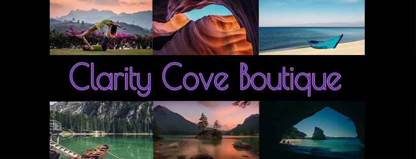 Grand Opening of Clarity Cove Boutique - Website Launch!