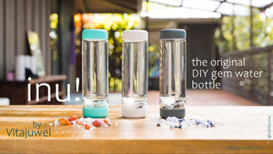 The New DIY Crystal Water Bottles are here at Clarity Cove and they're pretty great!