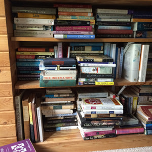 Part 2: (The next 25 books) Spiritual Library and Reading List continued-100s of Books on Consciousness, Reincarnation  Buddhism, The Esoteric, Metaphysical, Religion, Philosophy etc..