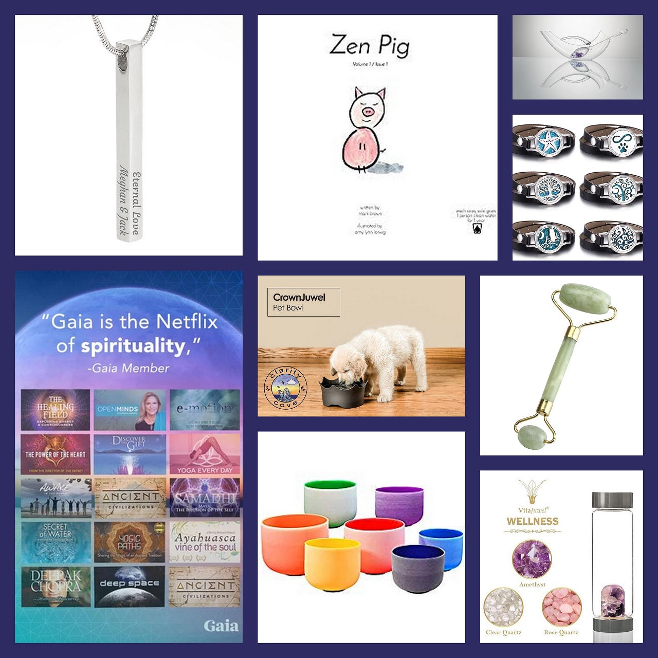Top 9 Metaphysical & Healing Gift Ideas Guide for the 2019 Holiday Shopping Season and Black Friday
