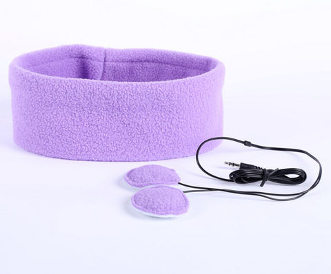 sleeping headphones earphones cloth headphones sleep mask