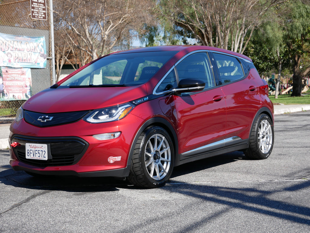 Chevy Bolt EV EIbach Lowering Springs Now Shipping