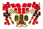 Prothane 70-72 Chevy Camaro / Firebird Total Kit - Red - 7-2028