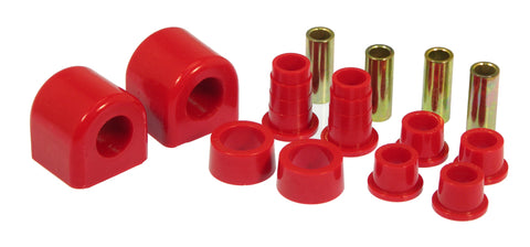 Prothane 84-87 Chevy Corvette Front Sway Bar Bushings - 24mm - Red - 7-1147