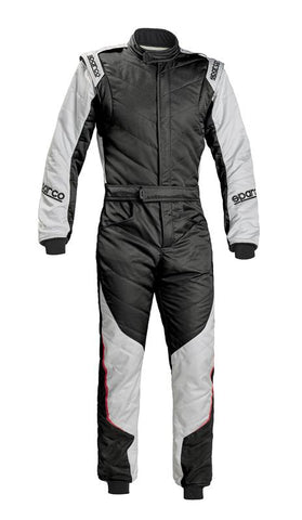 Sparco Suit Energy RS5 56 Blk/Sil - 001127356NRSI