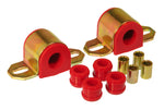 Prothane 84-96 Chevy Corvette Rear Sway Bar Bushings - 22mm - Red - 7-1143