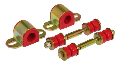 Prothane 82-02 Chevy Camaro/Firebird Rear Sway Bar Bushings - 24mm - Red - 7-1132