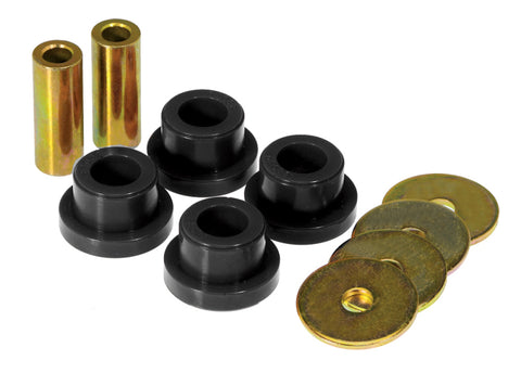 Prothane 63-82 Chevy Corvette Rear Control Arm Bushings w/o Shell - Black - 7-303-BL