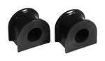 Prothane 97-01 Honda Prelude Front Sway Bar Bushings - 24.2mm - Black - 8-1131-BL