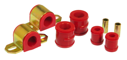 Prothane 67-81 Chevy Camaro/Firebird Rear Sway Bar Bushings - 1in 1-Bolt - Red - 7-1128