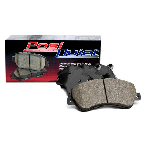 Chevy Bolt Brake Pads - Rear - Centric Posi-Quiet Ceramic