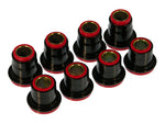 Prothane 55-82 GM Front Control Arm Bushings - Red - 7-210