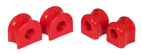 Prothane 83-00 GM S-Series 4wd Front Sway Bar Bushings - 25mm - Red - 7-1112