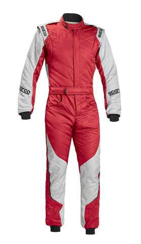 Sparco Suit Energy RS5 62 Red/Sil - 001127362RSSI