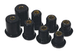 Prothane 80-81 GM Front Control Arm Bushings - Black - 7-219-BL