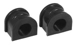 Prothane 97-04 Chevy Corvette Rear Sway Bar Bushings - 27mm - Black - 7-1179-BL