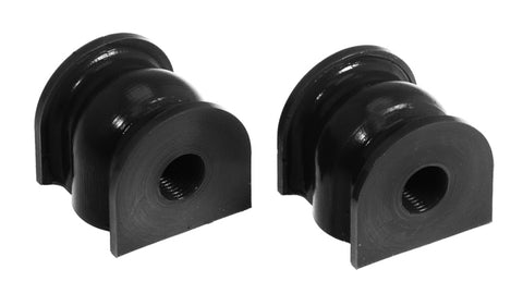 Prothane 01 Honda Civic Rear Sway Bar Bushings - 12mm - Black - 8-1134-BL