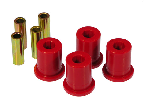Prothane 84-87 Pontiac Fiero Rear Control Arm Bushings - Red - 7-304