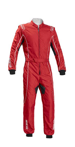 Sparco Suit Groove KS3 130 Red - 002334RSBI130