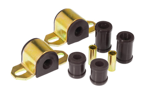 Prothane 67-81 Chevy Camaro/Firebird Rear Sway Bar Bushings - 3/4in 2-Bolt - Black - 7-1119-BL
