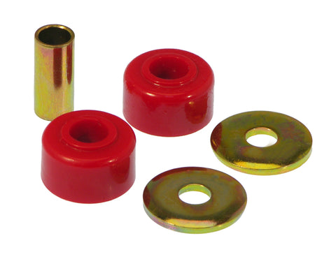 Prothane 63-82 Chevy Corvette Power Steering Ram Bushings - Red - 7-701