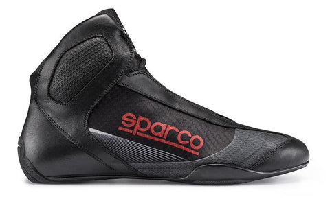 Sparco Shoe Suprlgra KB10 41 Blk/Re - 00125641NRRS