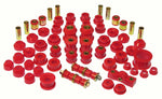 Prothane 92-95 Honda Civic Total Kit - Red - 8-2003