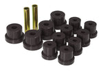 Prothane 70-81 Chevy Camaro Rear Spring Bushings - Black - 7-1012-BL
