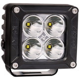 ANZO 3inx 3in High Power LED Off Road Spot Light w/ Harness - 881045