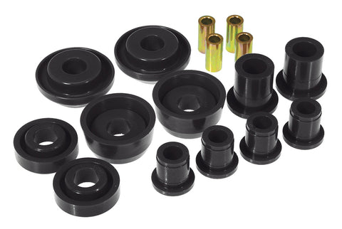 Prothane 93-02 Chevy Camaro / Firebird Front Control Arm Bushings w/o Shells - Black - 7-227-BL