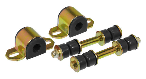 Prothane 82-02 Chevy Camaro/Firebird Rear Sway Bar Bushings - 19mm - Black - 7-1129-BL