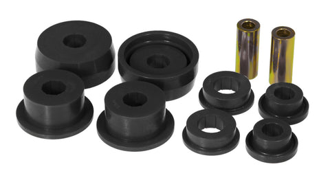 Prothane 84-87 Honda Civic/CRX Rear Control Arm Bushings - Black - 8-301-BL