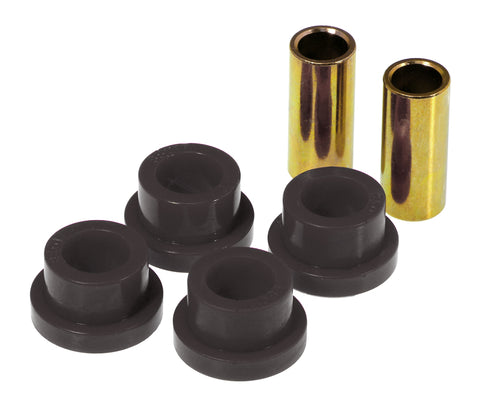 Prothane 65-70 GM Full Size Rear Panhard Bar Bushings (1 1/8in ends) - Black - 7-1208-BL