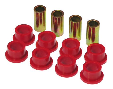 Prothane 63-74 Chevy Corvette Rear Strut Rod Bushings - Red - 7-1202