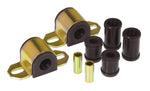 Prothane 67-81 Chevy Camaro/Firebird Rear Sway Bar Bushings - 13/16in 2-Bolt - Black - 7-1120-BL