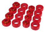 Prothane 82-00 GM 2/4wd S-Series Ext Cab Body Mount - Red - 7-116