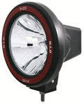 ANZO Hid Off Road Light Universal 5in HID Off Road Fog Light w/ AnzoUSA Red bezel - 861120