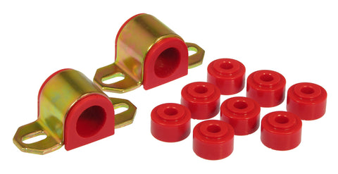Prothane 81-91 GM Dually Rear Sway Bar Bushings - 1 1/16in - Red - 7-1103
